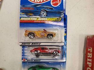 lot of 3 Hot Wheels
