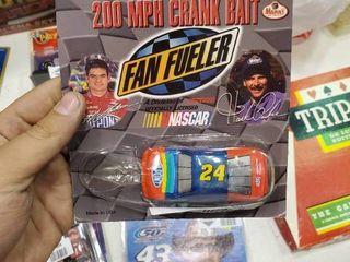 Fan Fueler  24 Jeff Gordon Crank Bait Car