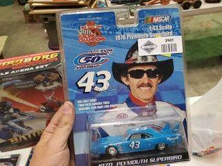 Richard Petty 1 43 Scale Die Cast Car