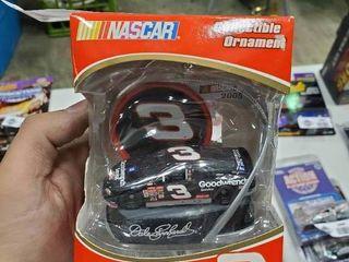 NASCAR Dale Earnhardt Collectible Ornament