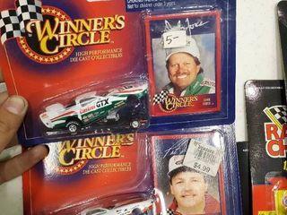 2 Winner s Circle Die Cast Cars