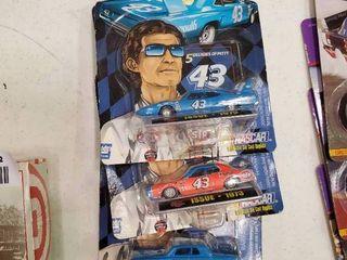 lot of 3 Richard Petty Die Cast Cars