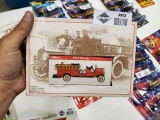 1919 Pirsch Model Firetruck