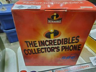 The Incredibles Collectors Phone