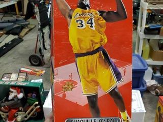 1997 Shaquille O Neal Action Figure