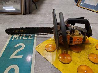 McCulloch Mac Cat 38cc Chainsaw