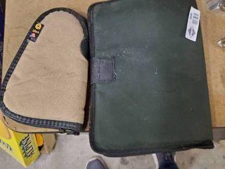 2 Soft Shell Hand Gun Bags