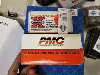 2 Boxes of 41 Remington Mag