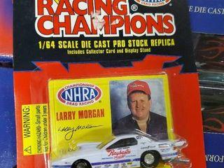 Racing Champion larry Morgan Die Cast Car