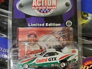 Action Platinum Series Tony Pedregon Die Cast Car