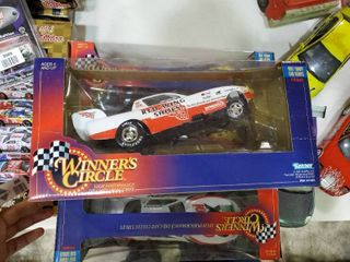Winner s Circle Red Wing Shoes Die Cast Collectible Car