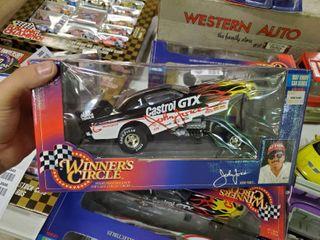 Winner s Circle John Force Castrol GTX Die Cast Car