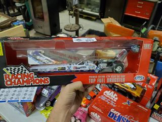 Racing Champions Top Fuel Die Cast Dragster