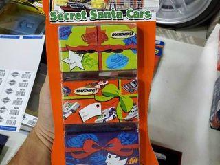 Match Box Secret Santa Cars
