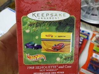 Hallmark Hot Wheels Keepsake Ornament