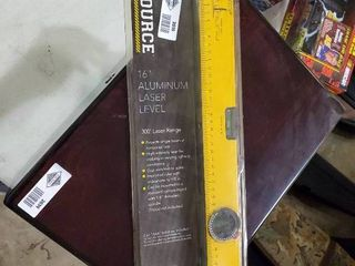 Pro Source 16  Aluminum laser level New in Package