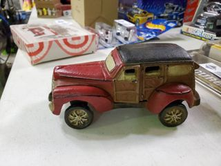 Cast Iron Toy Car