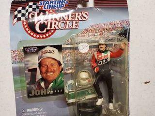 Winner s Circle John Force Action Figure