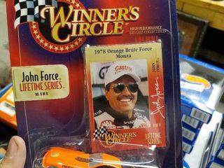 Hot Wheels John Force Die Cast Car