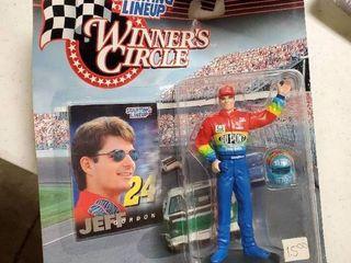 Winner s Circle Jeff Gordon Action Figure
