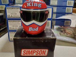 Simpson Kenny Bernstein 1st Edition Mini Helmet