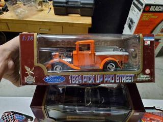 Road legends 1934 Pickup Pro Street Die Cast Truck