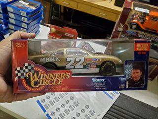 Winner s Circle Ward Burton Die Cast Collectible Car