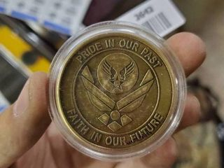 United States Air Force Memorial Coin