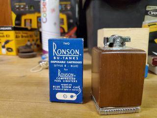 Bronson Vintage Butane lighter