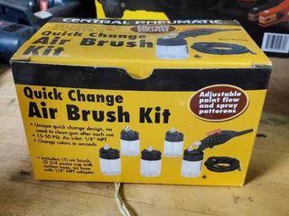 Quick Change Airbrush Kit