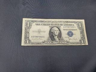 1935  1 Silver Certificate