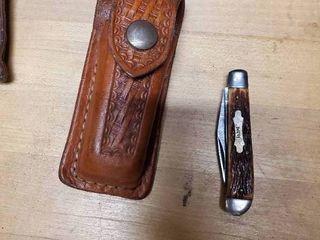 Jabre Pocket Knife with Holster