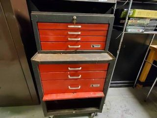 lumidor Toolbox with lots of Tools