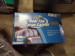Auto Expressions Roof Top Cargo Carrier