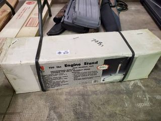 New in Box 750lb Engine Stand