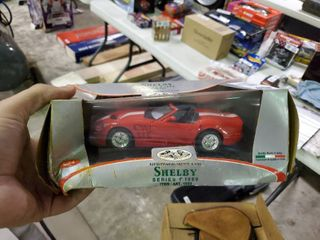 Heritage Mint 1999 Shelby Die Cast Collectible Car