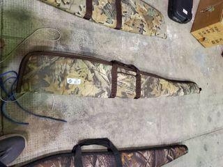Camo long Gun Soft Shell Case