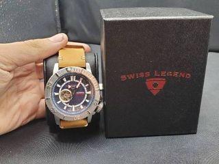 Swiss legend Automatic Men s Watch