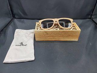 Bobo Bird Wood Sun Glasses