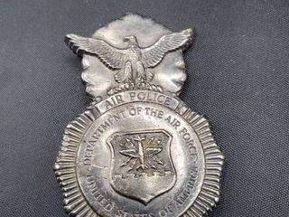 Air Police Pin