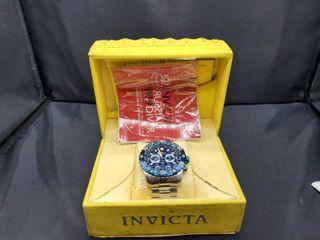Invicta Pro Diver SCUBA Chronograph Mens Watch