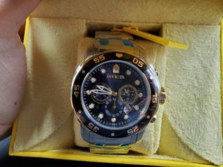 INVICTA MASTER OF THE OCEANS PRO DIVER GENTS WATCH MSRP  595 00