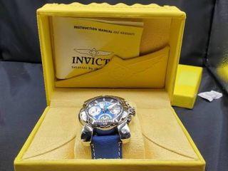 Invicta Chronograph Mens Watch
