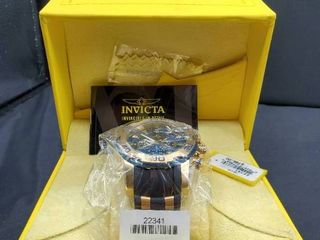 NEW INVICTA MASTER OF THE OCEANS PRO DIVER GENTS WATCH MSRP  795 00