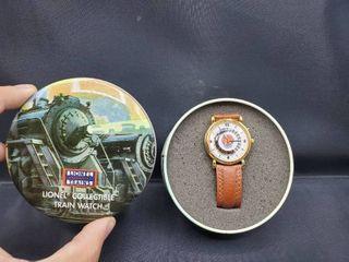 lionel legendary Trains Collectible Train Watch