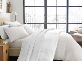 City Scene Demi Beige Comforter Set  Retail 100 93
