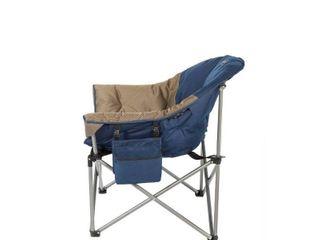 Kamp Rite Kozy Klub Blue Camping Chair