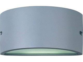 Maxim lighting 86197WTPl One light Glass Outdoor Wall light  Platinum