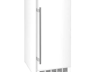 EdgeStar 15 Inch Wide 20 lb  Built In Ice Maker with Up to 25 lbs  Daily Ice Production  IB250WH  Retail  1 024 95