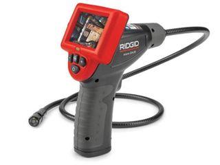 Ridgid 40043 Micro CA 25 Inspection Camera  Red